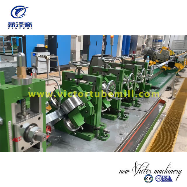 VZH-63H Roller Quickly Change Type Automatic Pipe Mill Machine