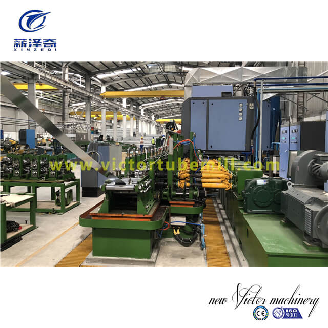VZH-76H Roller Quickly Change Type Automatic Tube Mill Production Line